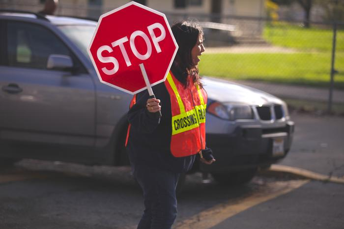 Ms. Daisy, Grade 3-5 Combo & Crossing Guard